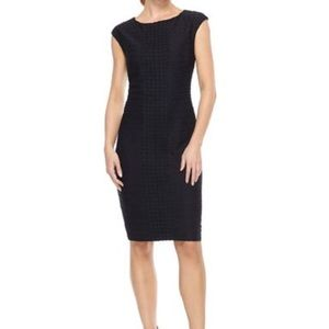 Black sheath dress by Maggy London (size 10)